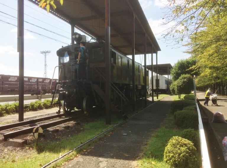 国鉄EF15形電気機関車 EF15 120 後