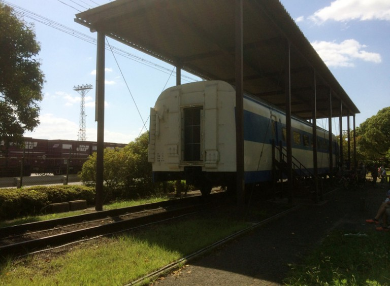 新幹線0系電車 21-73  後