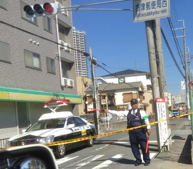 摂津郵便局西
