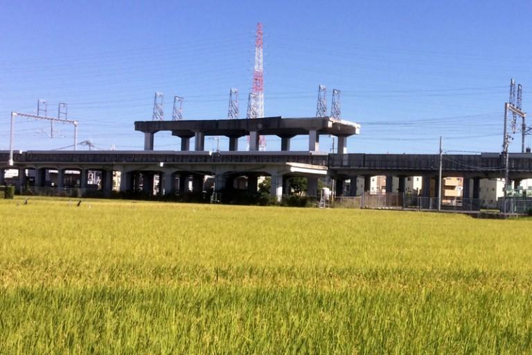 貨物新幹線の遺構