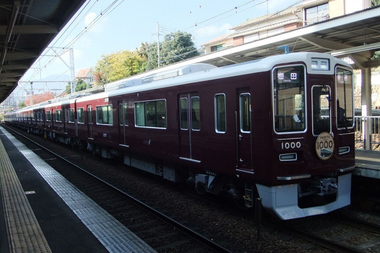 阪急電鉄 1000系