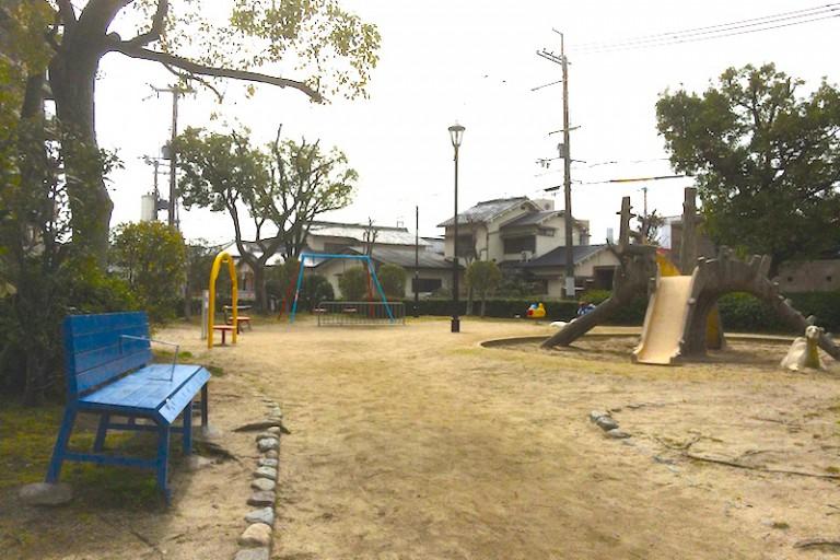 鶴野第1公園 全景