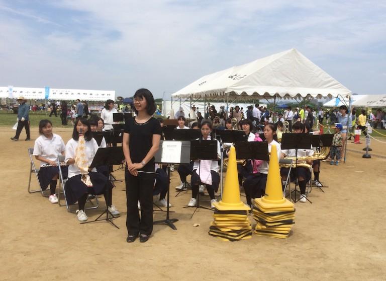 摂津市立第5中学校吹奏楽部