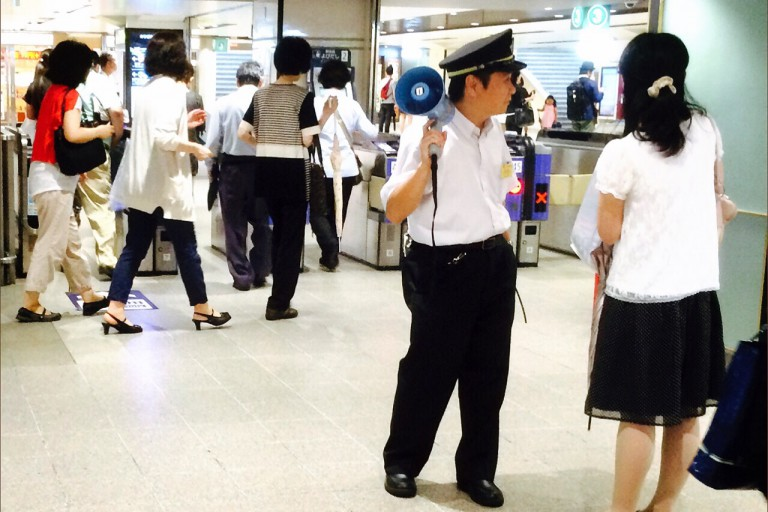 阪急電鉄 人身事故
