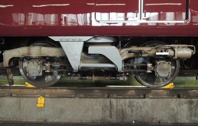 阪急電車 台車