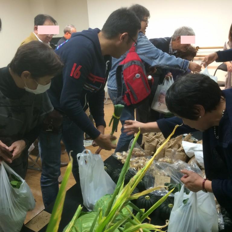 宮崎県産野菜販売