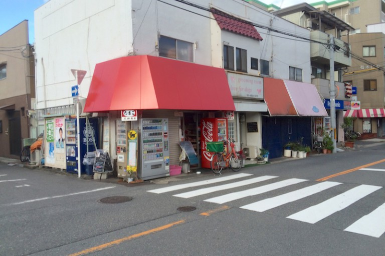 長野東 大通り