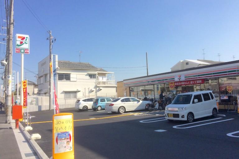 セブンイレブン 摂津東正雀店