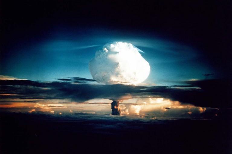 水素爆弾 核実験
