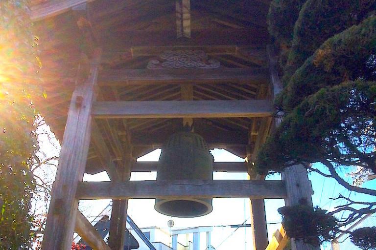 安楽寺 鐘