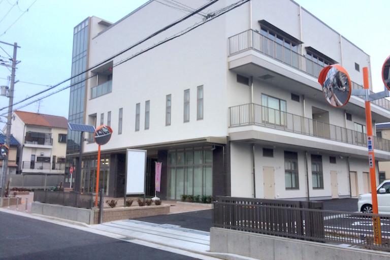 別府コミュニティセンター 入口