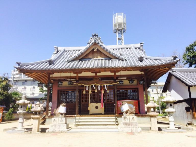 須佐之男命神社