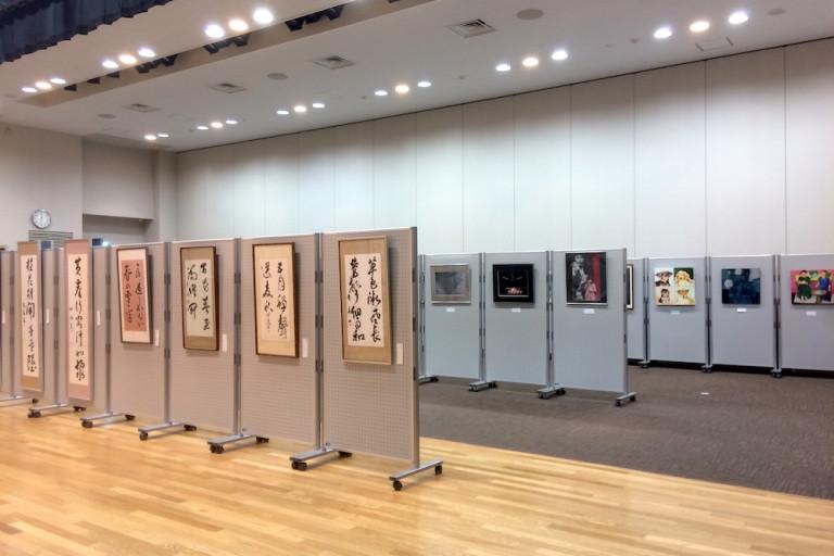 摂津市美術協会展 39回