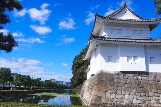 江戸時代 お城
