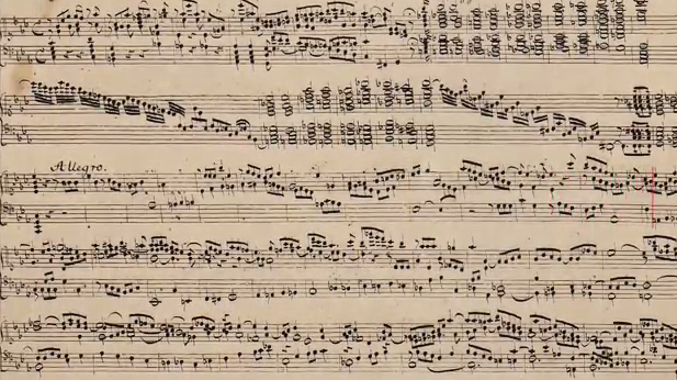 C.P.E.バッハ : 幻想曲とフーガ ハ短調