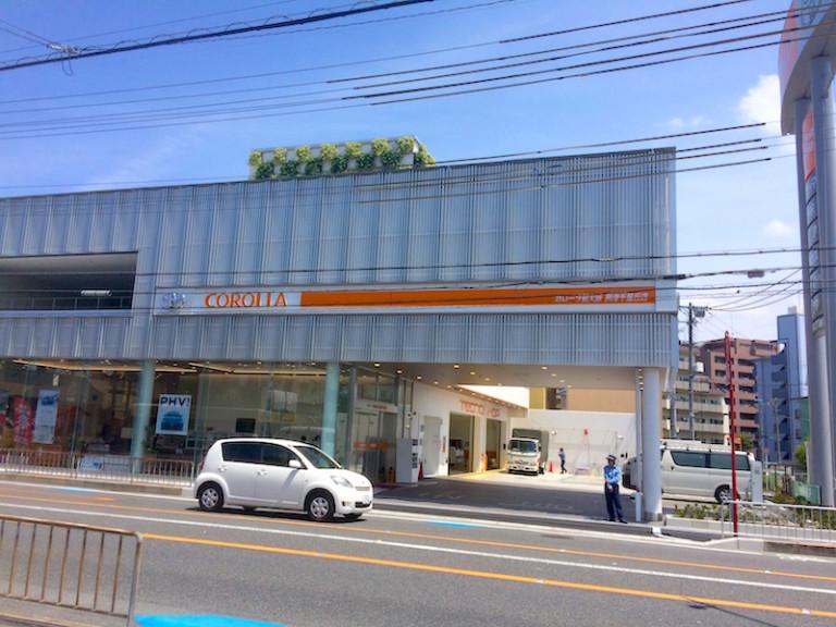 トヨタカローラ新大阪