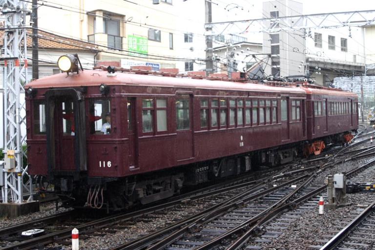 新京阪鉄道P-6形