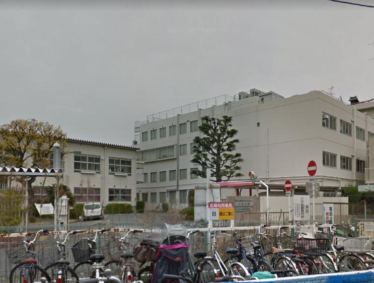 阪急電鉄正雀工場正門
