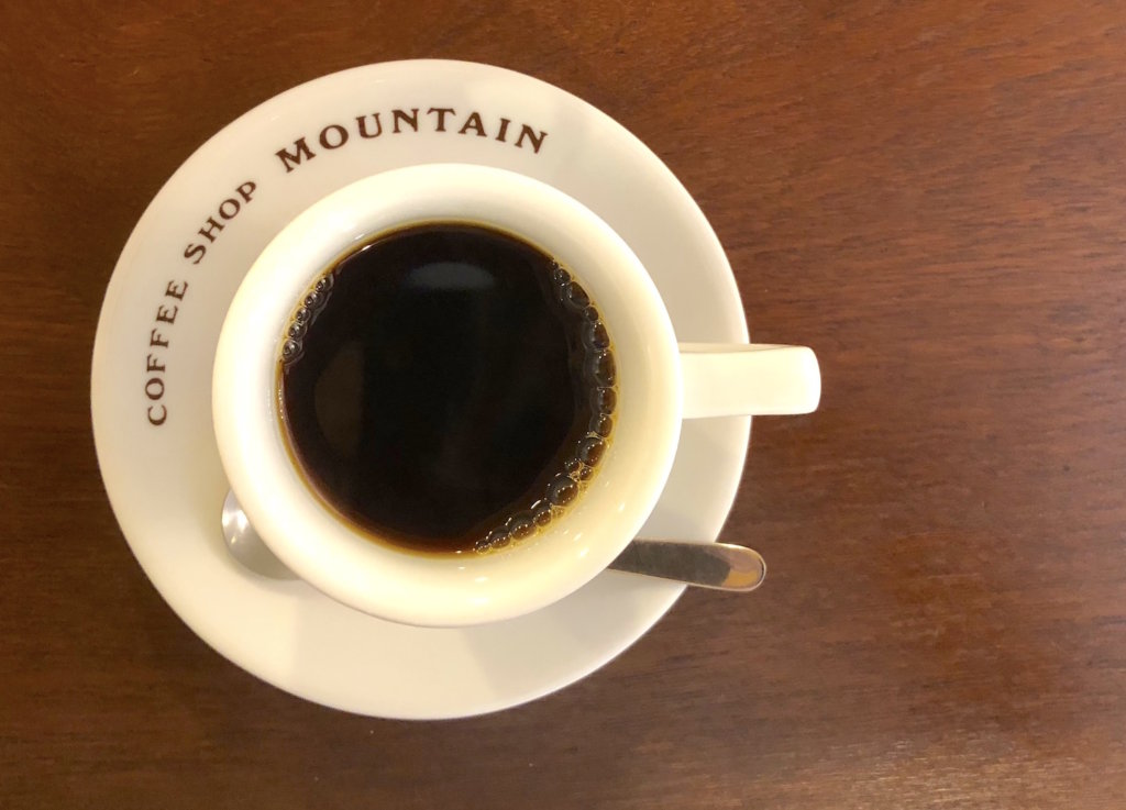 COFFEE SHOP MOUNTAIN