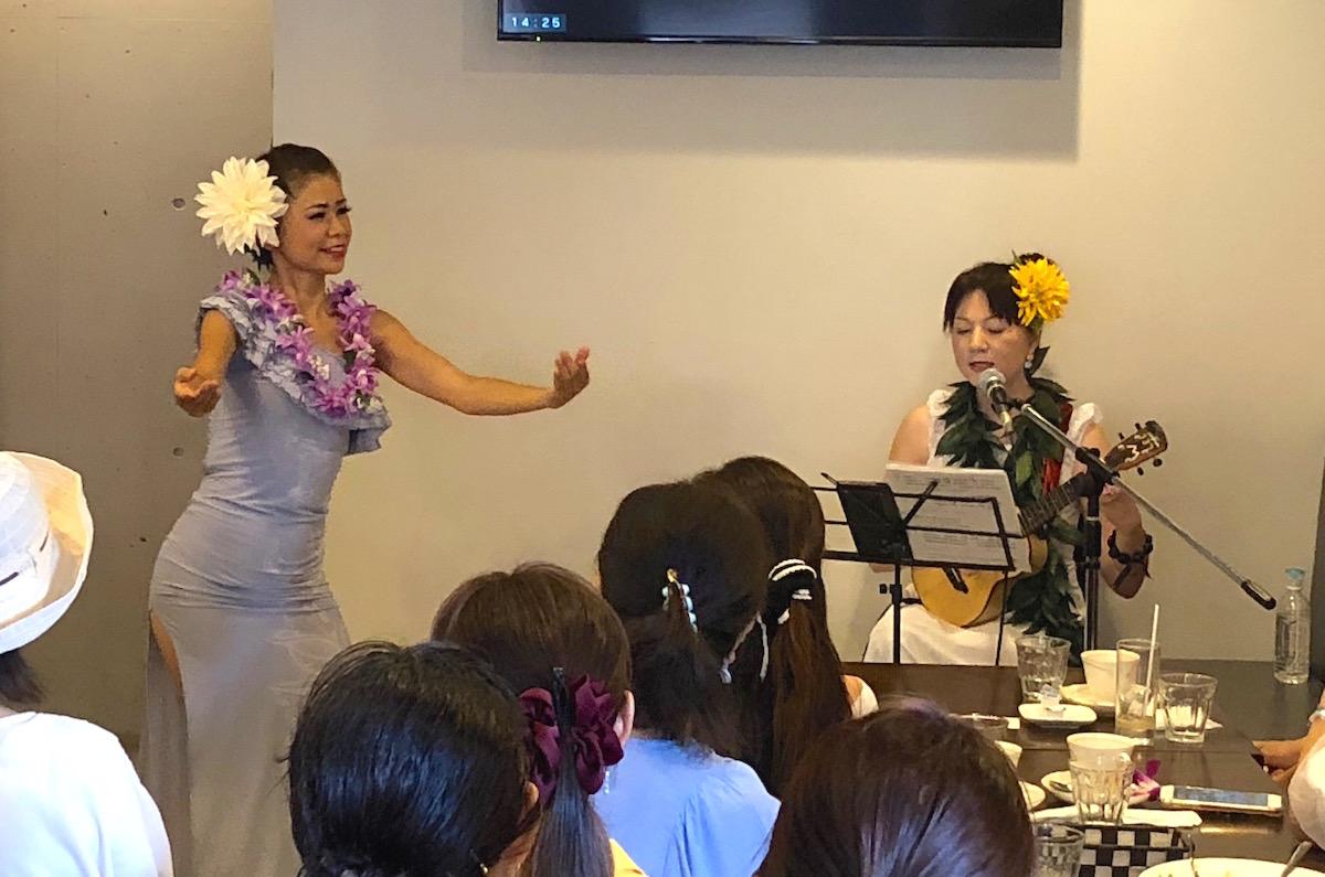 Hawaiianライブ
