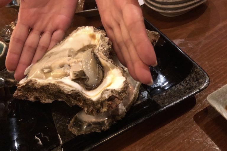 特大 牡蠣
