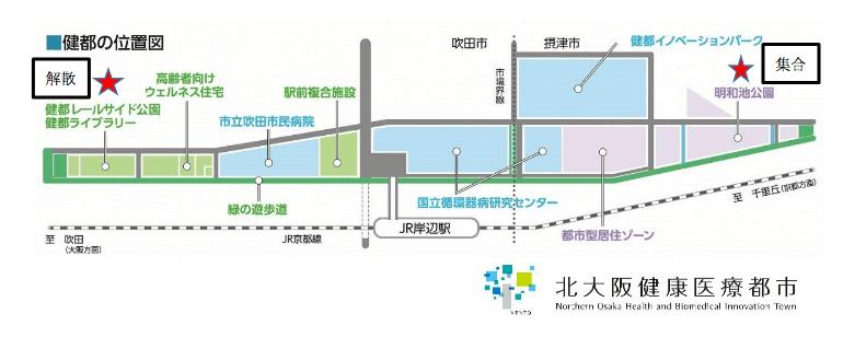 北大阪健康医療都市