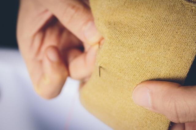 ぞうきん縫い
