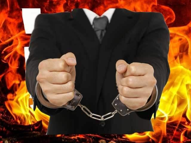 【摂津市】昨年夏のパチンコ店の火災、実質オーナーが放火容疑で逮捕