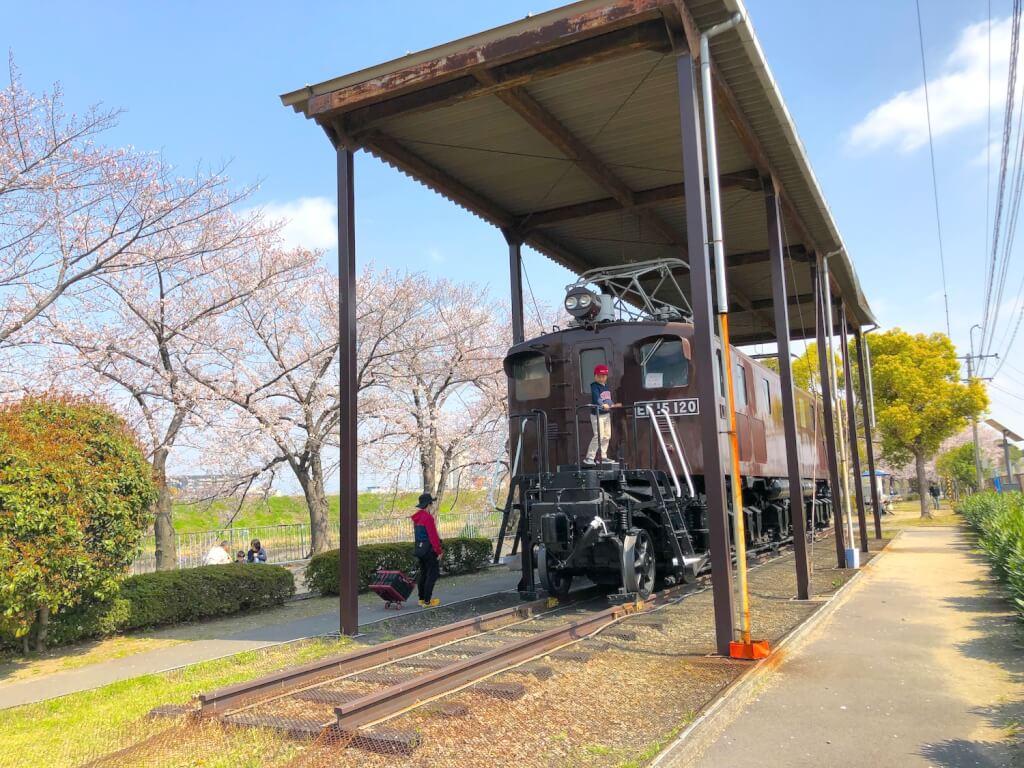 電気機関車