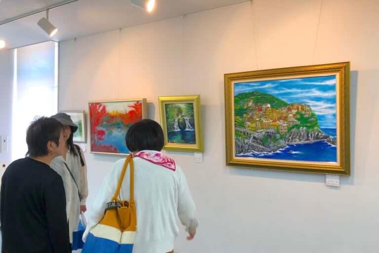 セルリアン絵画展