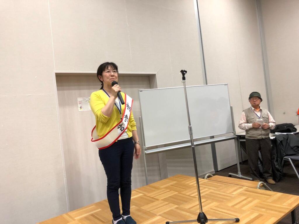 前田朱さん