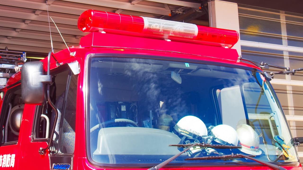 【摂津市】大きな黒煙が上がる、2019年6月6日(木)東正雀付近で火災が発生した模様です