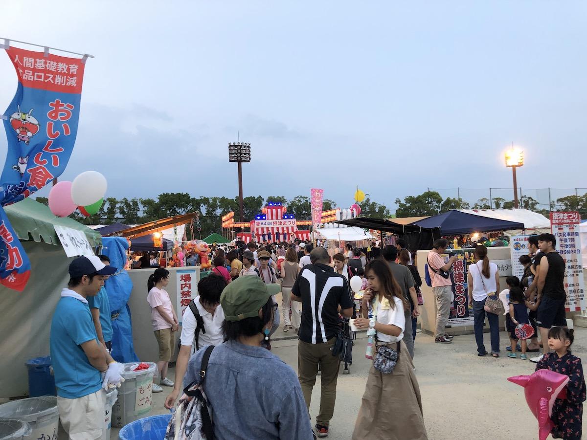 摂津まつり 8月3日