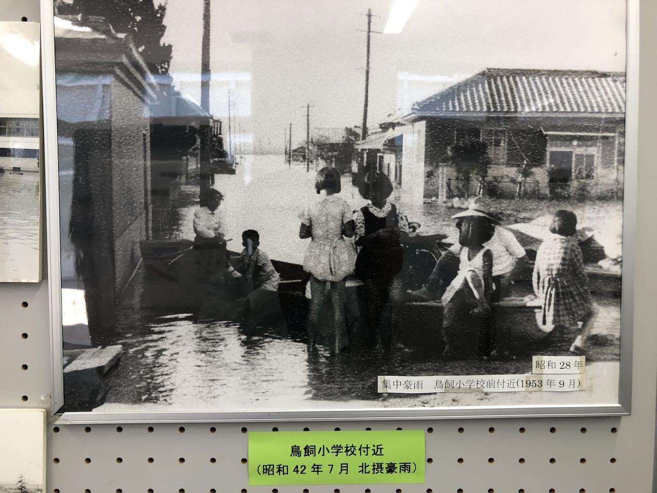 摂津市の災害